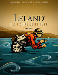Leland fly fishing outfitters fly reels since 1985 for Leland fly fishing
