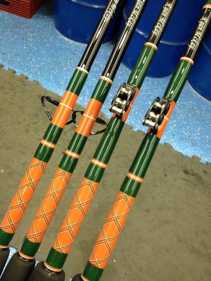 The u hurricane bait casting rods for Hurricane fishing rods