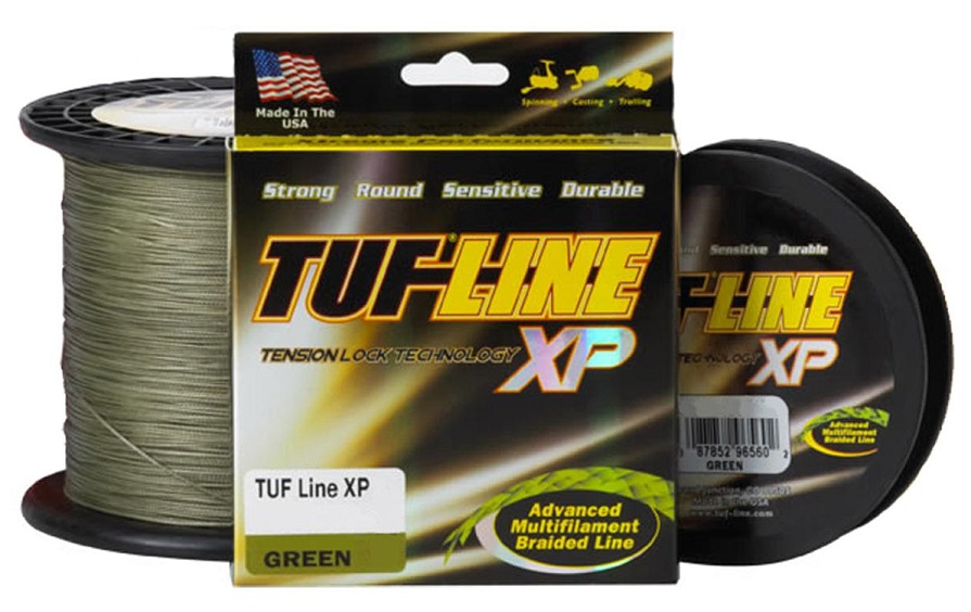 Tuf line xp 300 yard spools for Dacron fishing line