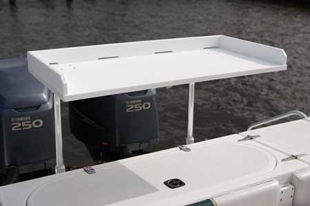 Birdsall marine design offers state of the art quality for Fish cleaning table bass pro
