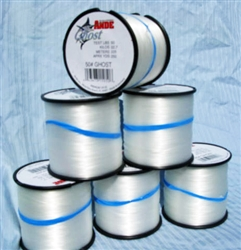 Ande ghost monofilament line ande premium mono ande for Ande fishing line